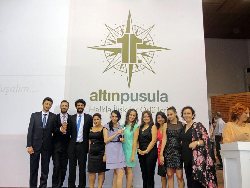 Altın pusula 2012
